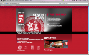 Seven Star Street Bistro