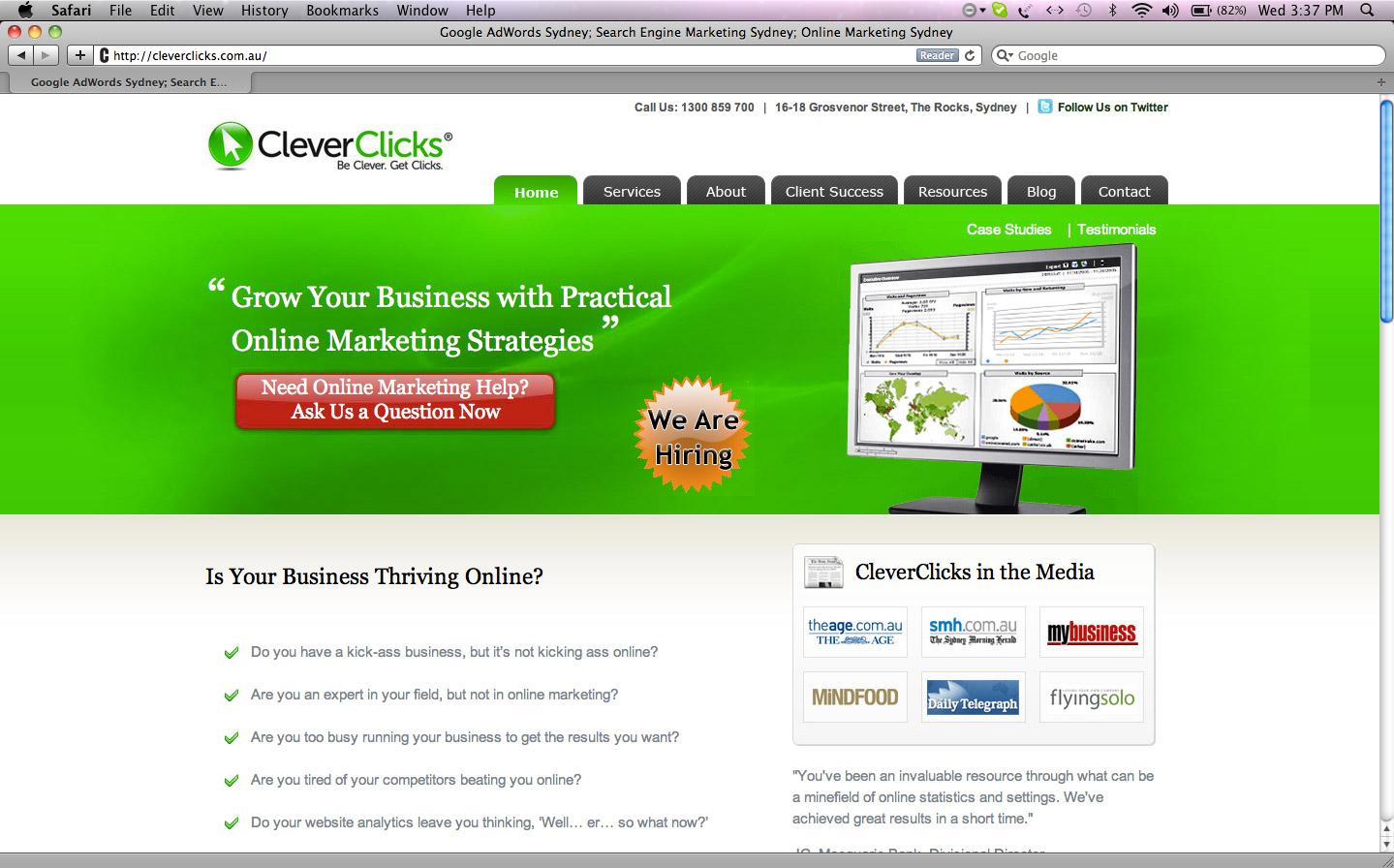 Cleverclicks.com.au