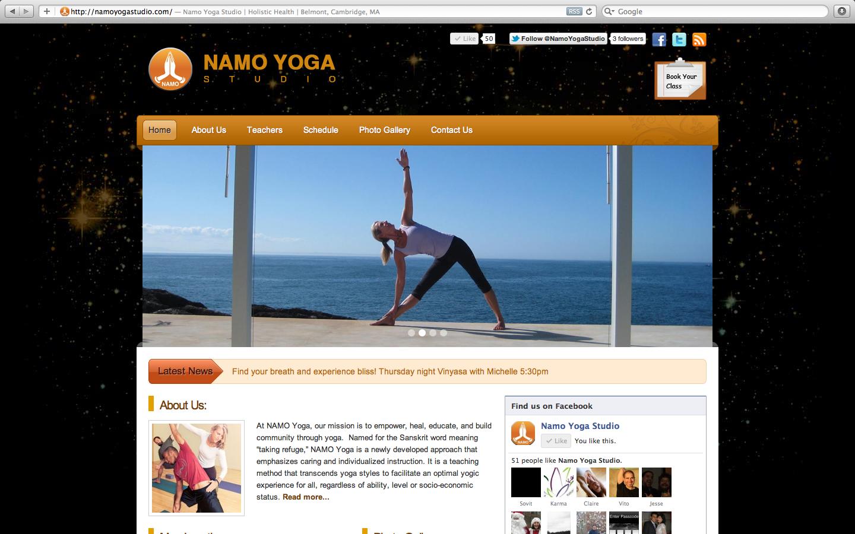 Namo Yoga Studio