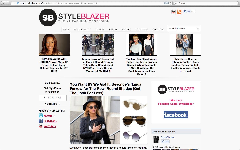 Style Blazer